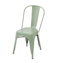 Cadeira Aço Soho Verde 84x54cm