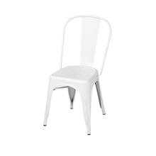 Cadeira Aço Soho Branco 84x54cm