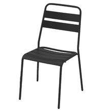 Cadeira Aço Sweet Preta 85x45cm
