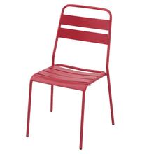 Cadeira Aço Sweet Vermelha 85x45cm