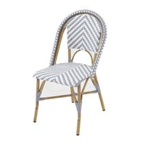 Cadeira Fibra Búzios Cinza 88x56cm