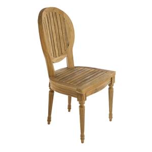 Cadeira Madeira Malbork Marrom 94,8x40cm