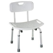 Cadeira para Banho 84x43x38cm Plástico e Metal Importado