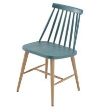 Cadeira Plástico Colmar Azul 77x42cm