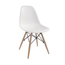 Cadeira Plástico Eiffel Branca 81x46cm
