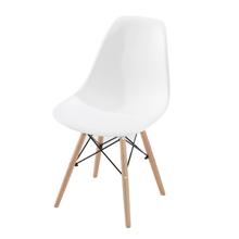Cadeira Plástico Pé Palito Branca 83x47cm