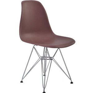 Cadeira Polipropileno Retrô Eiffel Rivatti Branco