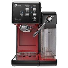 Cafeteira Espresso PrimaLatte II Preta/Vermelha 220V - Oster