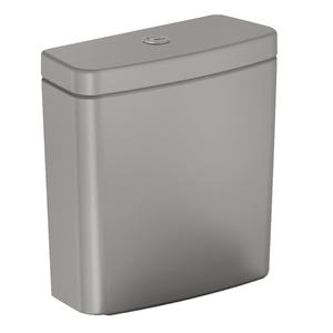 Caixa Acoplada Ecoflush para Boss Cinza 3/6L Incepa
