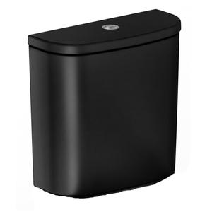 Caixa Acoplada Ecoflush para Neo Preta 3/6L Incepa