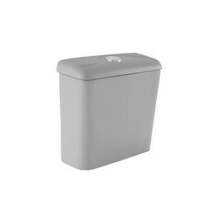 Caixa Acoplada para Calypso Plus Cinza Platina 3/6L Incepa
