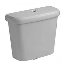 Caixa Acoplada para Fit Cinza Prata 3/6L Celite