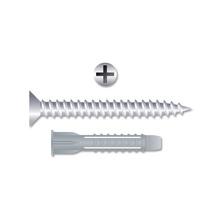 Caixa com 100 Buchas para Concreto e Alvenaria SX 5mm Fischer