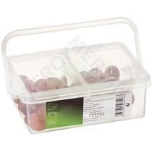 Caixa com 50 Deslizantes Plásticos Redondos Marrom com Prego 20/25 mm