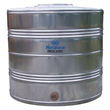 Caixa d'Água de Inox AISI 304 1000L Metalosa