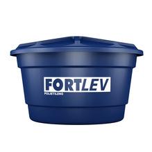 Caixa d'Água de Polietileno 1500L c/tampa 1,77x1,75x1,05m Fortlev