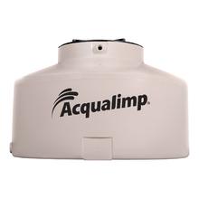Caixa d'água de Polietileno 2.500L Bege com acessórios Acqualimp