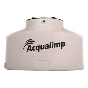 Caixa d'água de Polietileno 500L Bege com acessórios Acqualimp