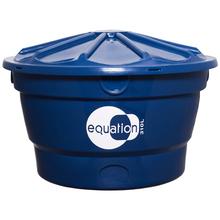 Caixa d'água de Polietileno com Tampa 310L Equation