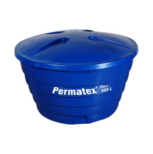 Caixa D'Água de Polietileno com Tampa 500 L Permatex