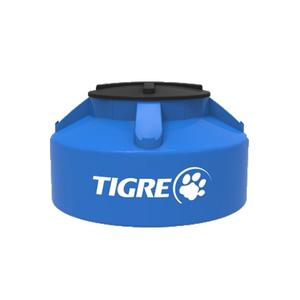 Caixa d'Água de Polietileno Fechada 500L Tigre