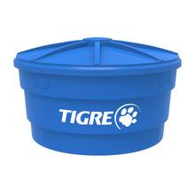 Caixa d'água de Polietileno 500L Azul 0,72m Tigre