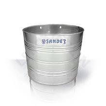 Caixa D'Água Inox 1000 Litros Modelo Ep 1,12x1,15m Sander
