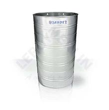 Caixa D'Água Inox 2000 Litros Modelo Ep 2,12x1,15m Sander