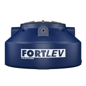 Caixa d'Água de Polietileno 1000L Azul 0,8m Fortlev