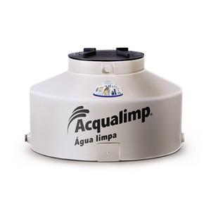 Caixa d 39 gua de polietileno bege com acess rios - Calentador de agua leroy merlin ...