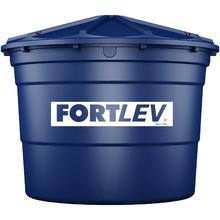 Caixa d'água Polietileno 7.500L Azul Fortlev