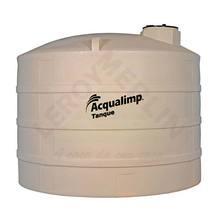 Caixa D'Água Tanque Polietileno 15000L Bege 306x248cm Acqualimp