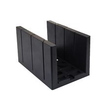 Caixa de Corte para Molduras Preto 13,5x21,5cm