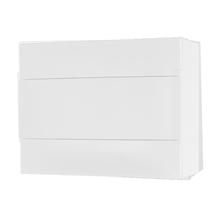 Caixa de Distribuição de Sobrepor 12 Din Practibox Branco Legrand