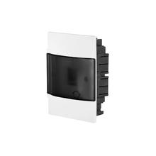 Caixa de Distribuição de Embutir 4 Din Practibox Transparente Legrand