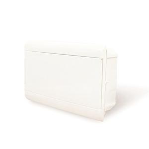 Caixa de Distribuição para Embutir Opaca para 16 Disjuntores DIN Steck