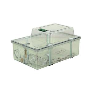 Caixa de Distribuição Polifasica Transparente (RJ) Plastimax