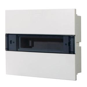 Caixa de embutir para 12 disjuntores Pvc transparente Siemens