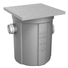 Caixa de Gordura com Cesto para Limpeza 43L Durín