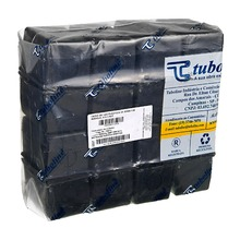 Caixa de Luz 4 x 2 cm Preta 30 Unidades Tuboline