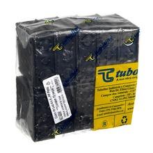 Caixa de Luz 4 x 4 cm Preta 12 Unidades Tuboline