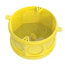Caixa Luz Octagonal Fundo Móvel PVC Amarelo 4 x 4 mm 105,6 x 85,5 x 60,5 cm Tigre