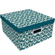 Caixa Organizadora NewArt Flor 40x40x20cm Boxgraphia