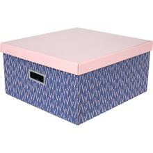 Caixa Organizadora Papelão Barroque 16x31x50cm Soft Boxgraphia