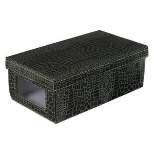 Caixa Organizadora Papelão Preto 11x17,50x30cm Office Prime Boxgraphia