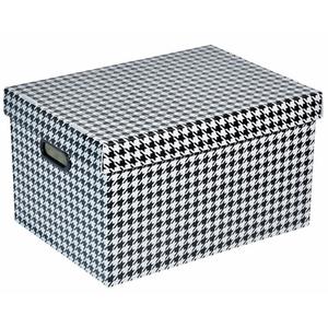 Caixa Organizadora Plástico 13,5L 19x23x31cm Alveolar Polycart