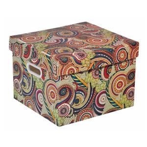 Caixa Organizadora Plástico 16,9L 20x28x31cm Alveolar Polycart