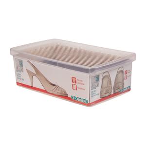 Caixa para Sapato Transparente M 31x19x10cm Ordene