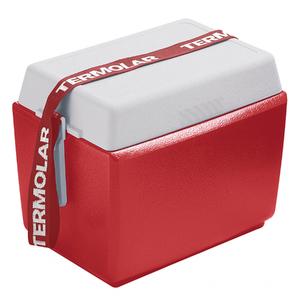 Caixa Térmica 24L Vermelha Termolar