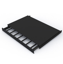 Calceiro Preto 5,5x60x43,5cm Dicarlo